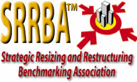 Strategic Resizing and Restructuring Benchmarking Association logo